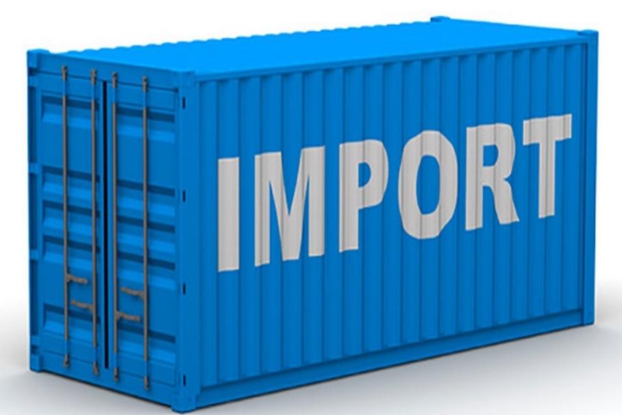 Импорт товаров в Китай