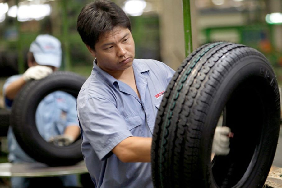Резина и шины
