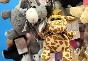 Поставка игрушек из Китая